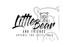 Little Bear & Friends Apparel