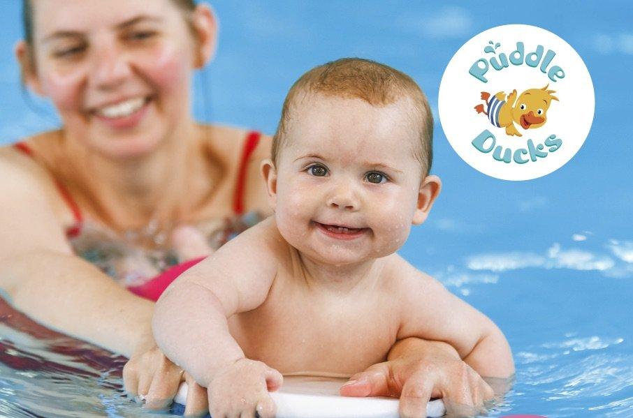 Swimming Skills into Life Skills